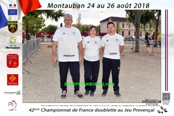L'année 2018 au Jeu Provençal