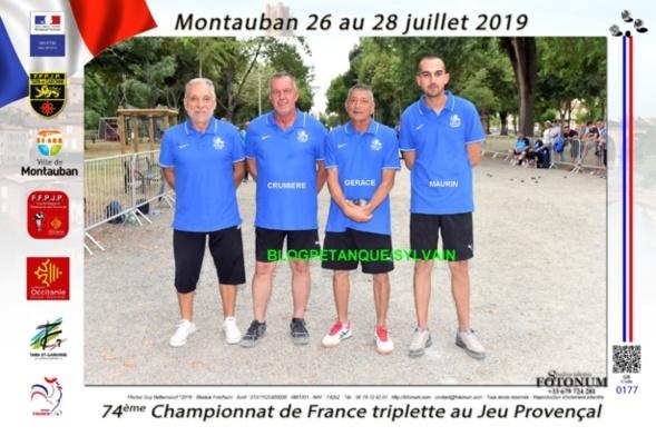 L'année 2019 au Jeu Provençal