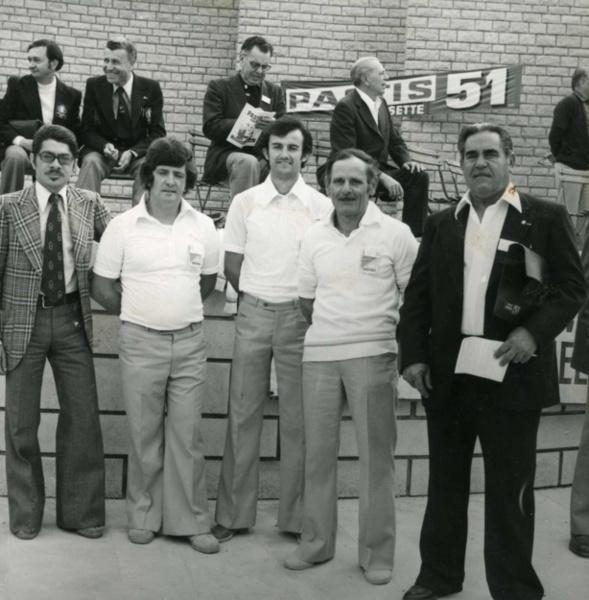 LA COURNEUVE 1977