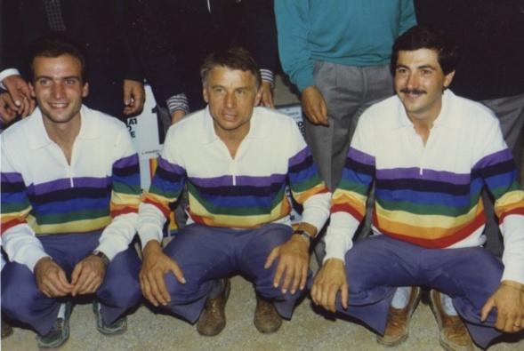Les champions du monde 1988
