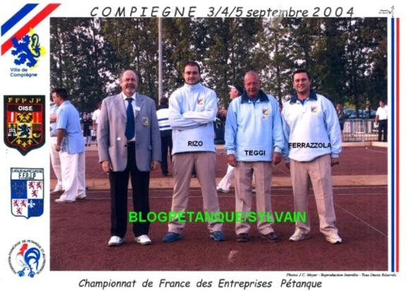 Les champions du 06 corporatif