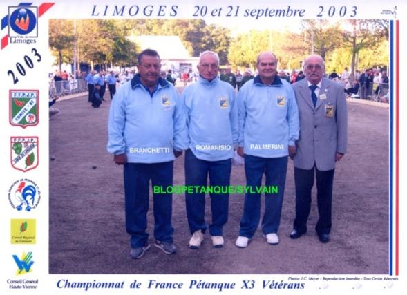 Les champions corporatif du 06