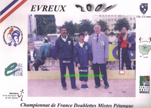 Les champions vétérans du 06
