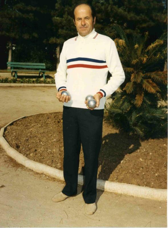 Le champion de France individuel 1970 > Ernest LEGLISE