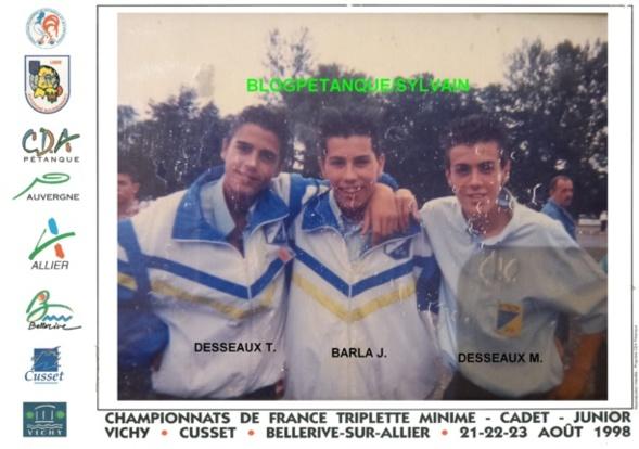 Les championnes doublette du 06