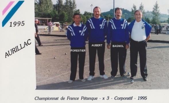 Les vices champions corporatifs du 06