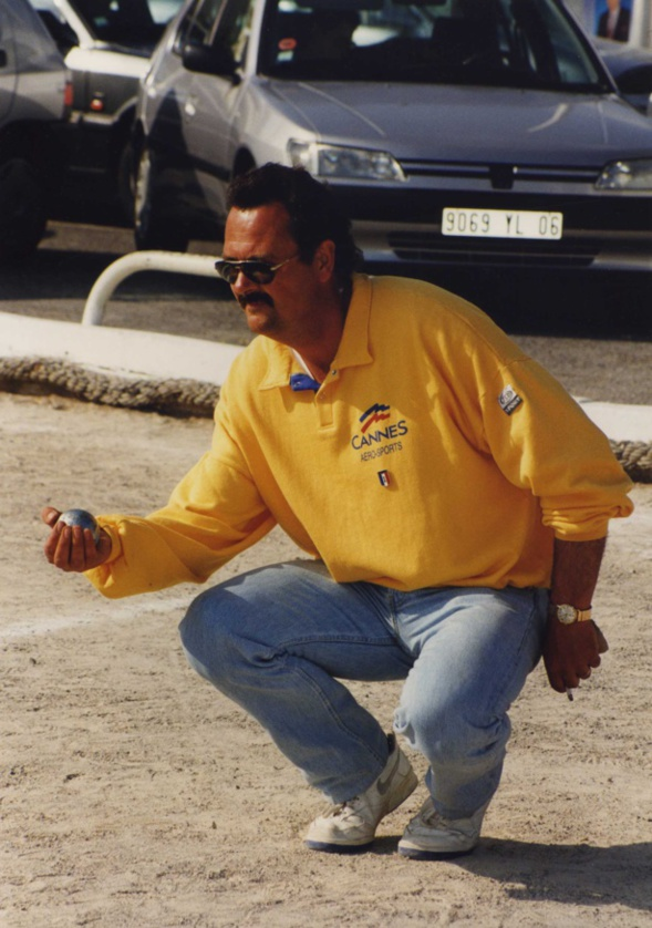 Hommage Alain GIRAUDO