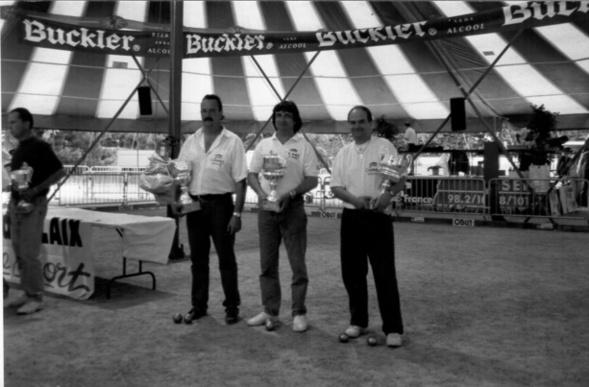 1995 Vainqueur du national B de Pont-de-Claix