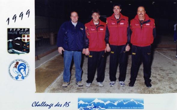 1999 au challenge des AS