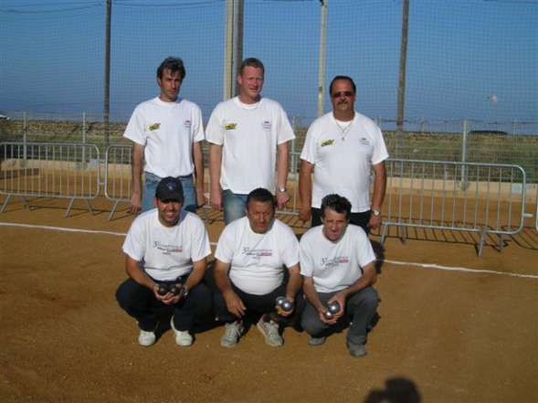 2004 les finalistes du national d' ANTIBES