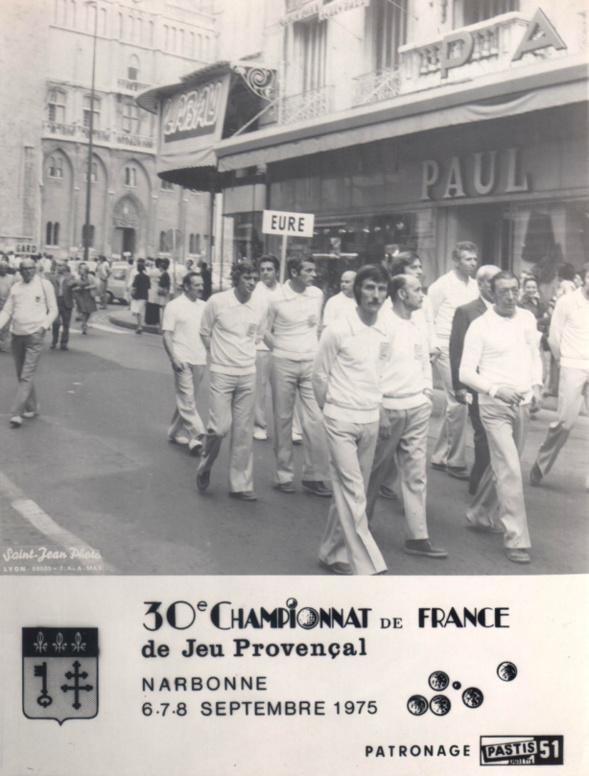 La photo du défilé des équipes qualifiées du 06