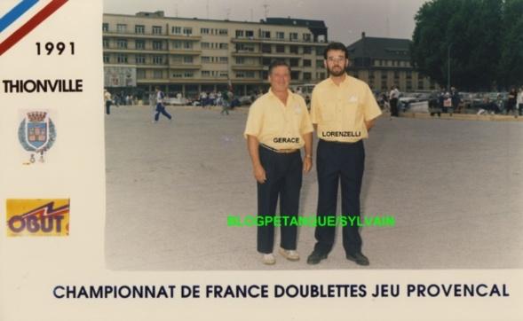 Les champions doublettes du 06