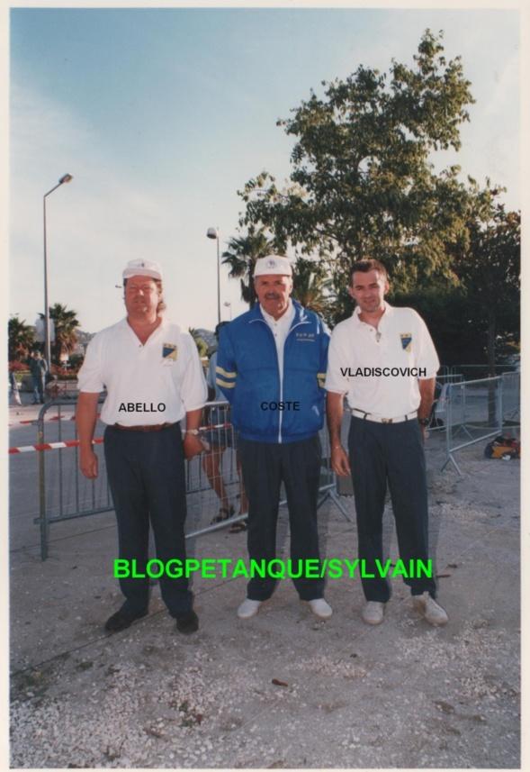 L'année 1997 au Jeu Provençal