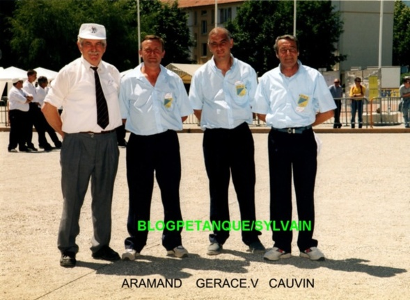 L'année 1998 au Jeu Provençal