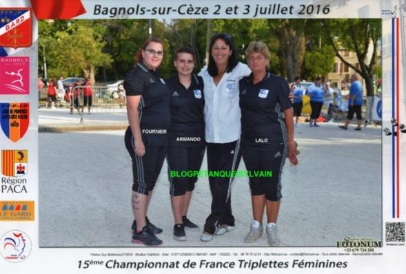 Les vices champions juniors du 06, champions de ligue