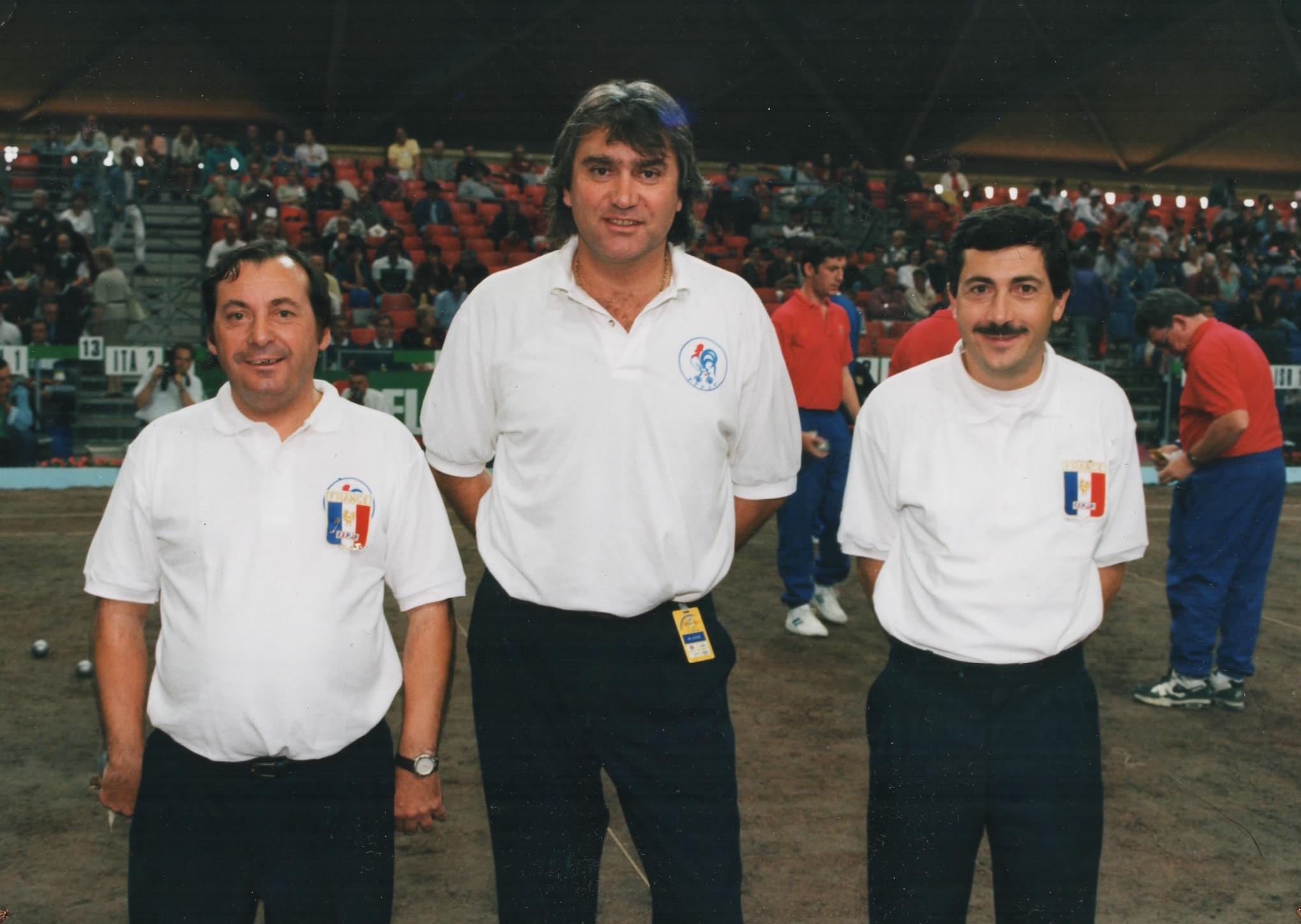 Championnat du monde 1995 BRUXELLES