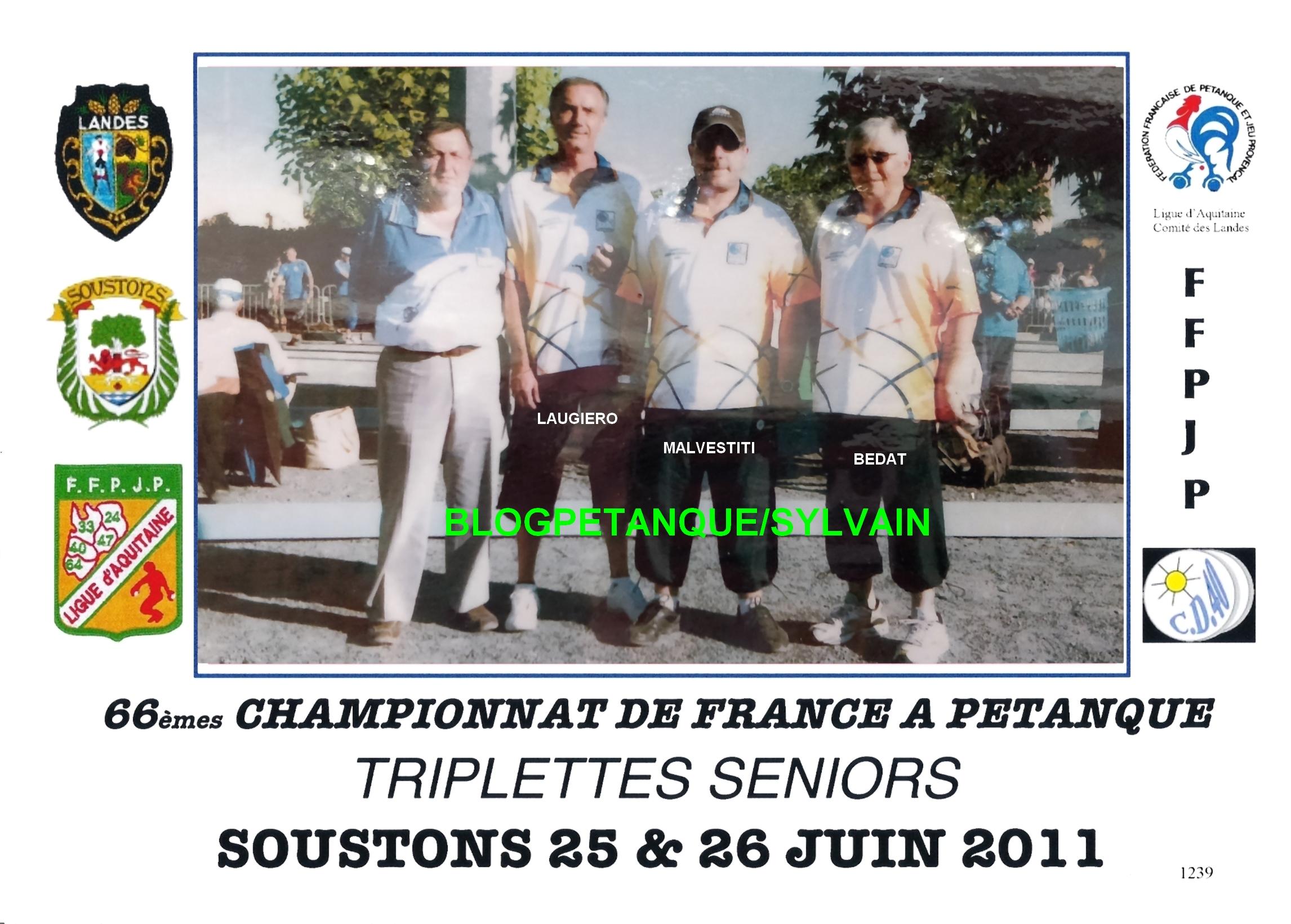Les champions promotions du 06