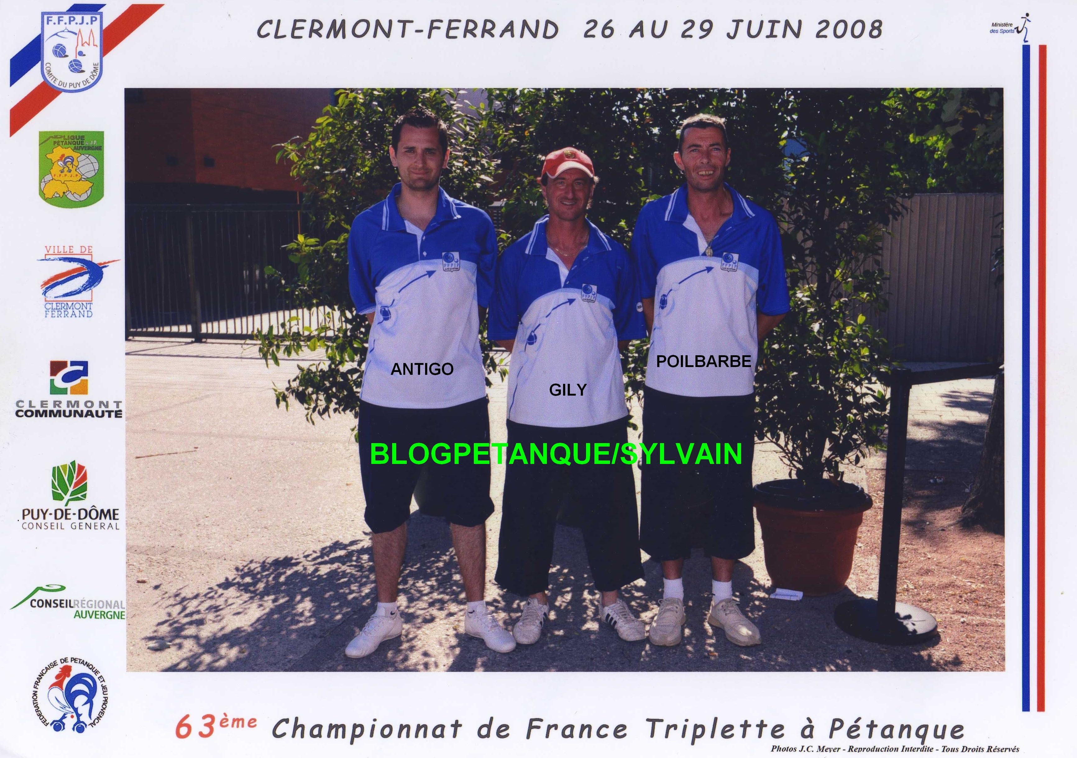 Les champions de ligue du 06