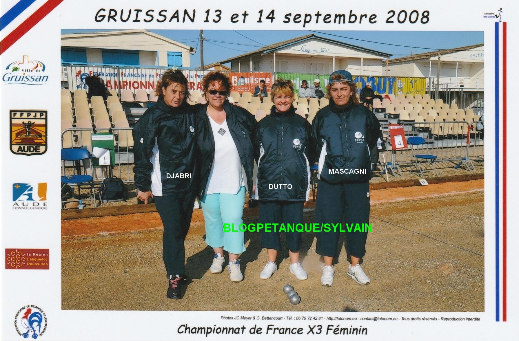 Les vices-champions mixtes du 06 qualifiés par la ligue