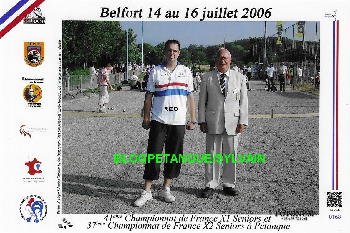 Les champions mixtes du 06