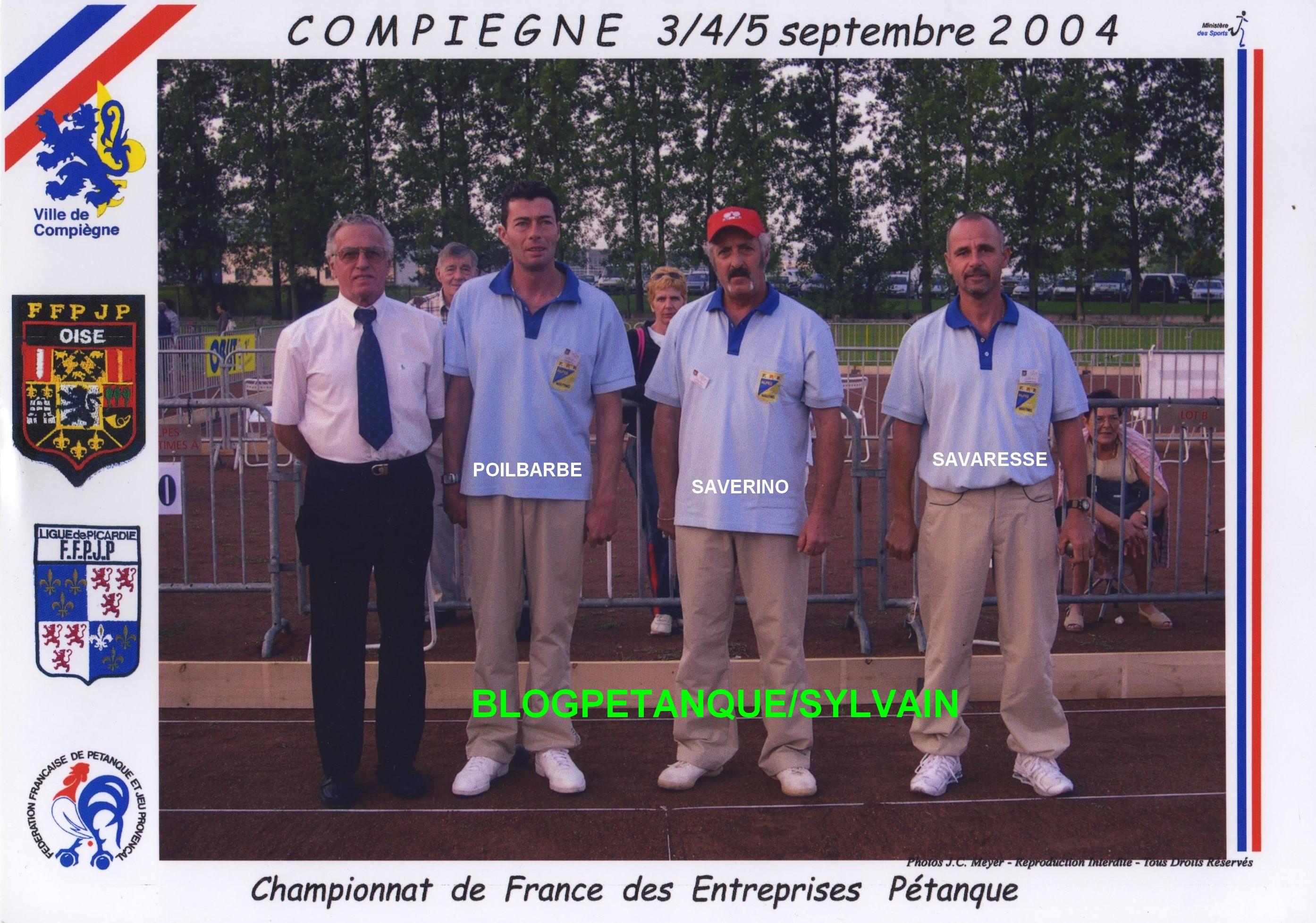 Les champions de la commissions corporative du 06