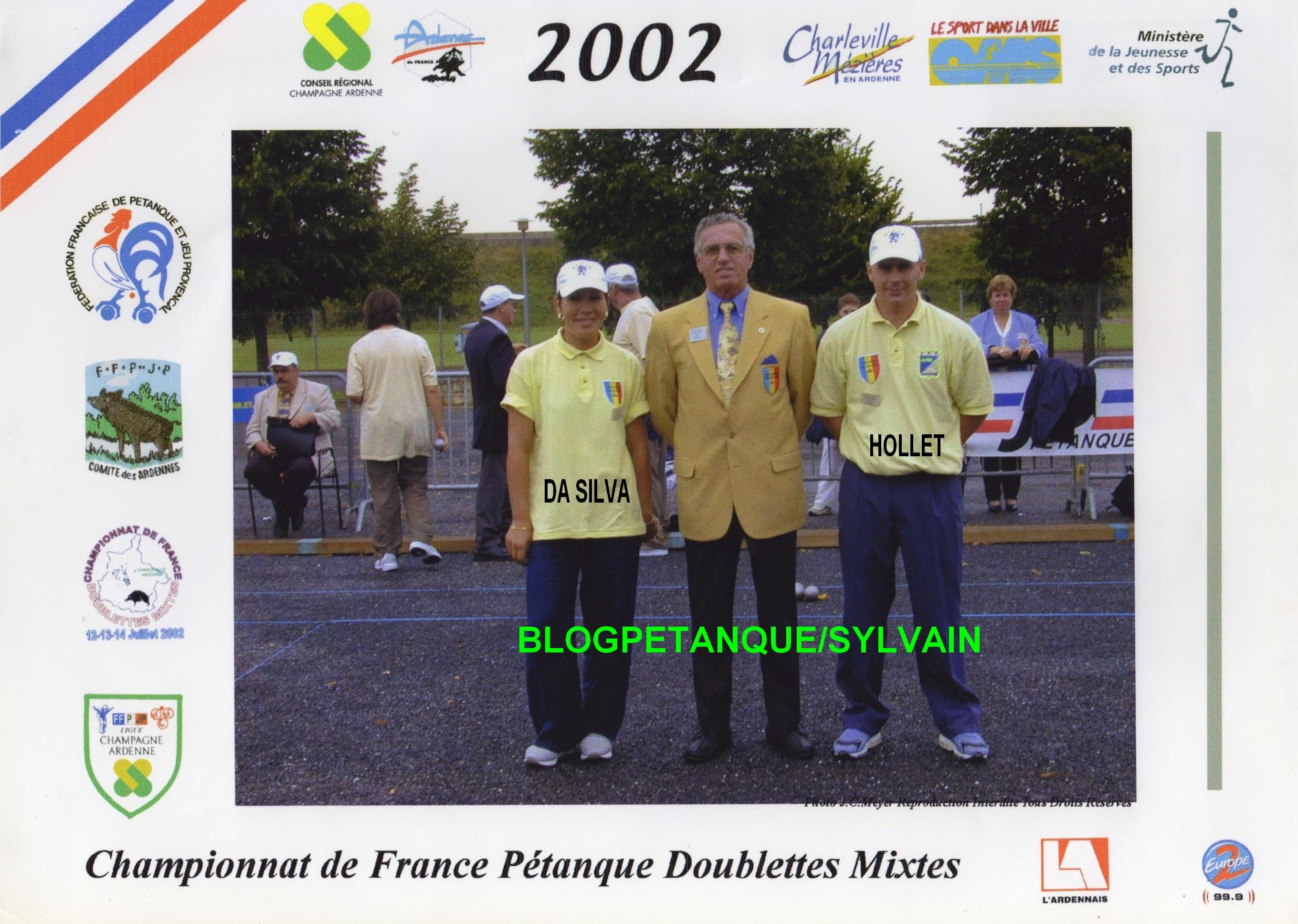 Les vices champions mixtes du 06 qualifiés par la ligue