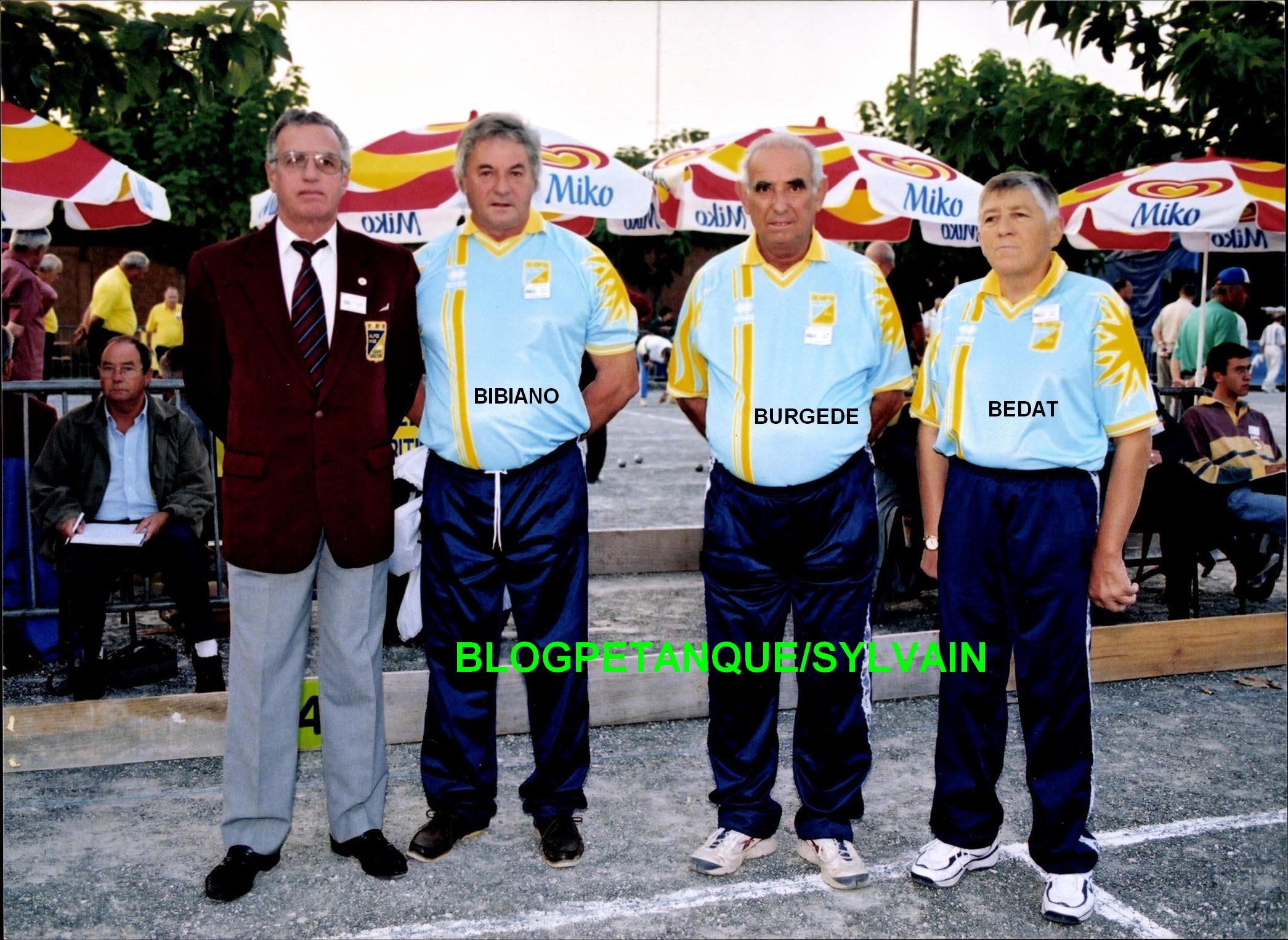 Les champions de la commission corporative du 06