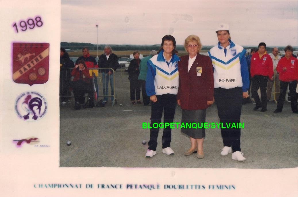 Les vices champions de France 1997 du 06 qualifiés d'office