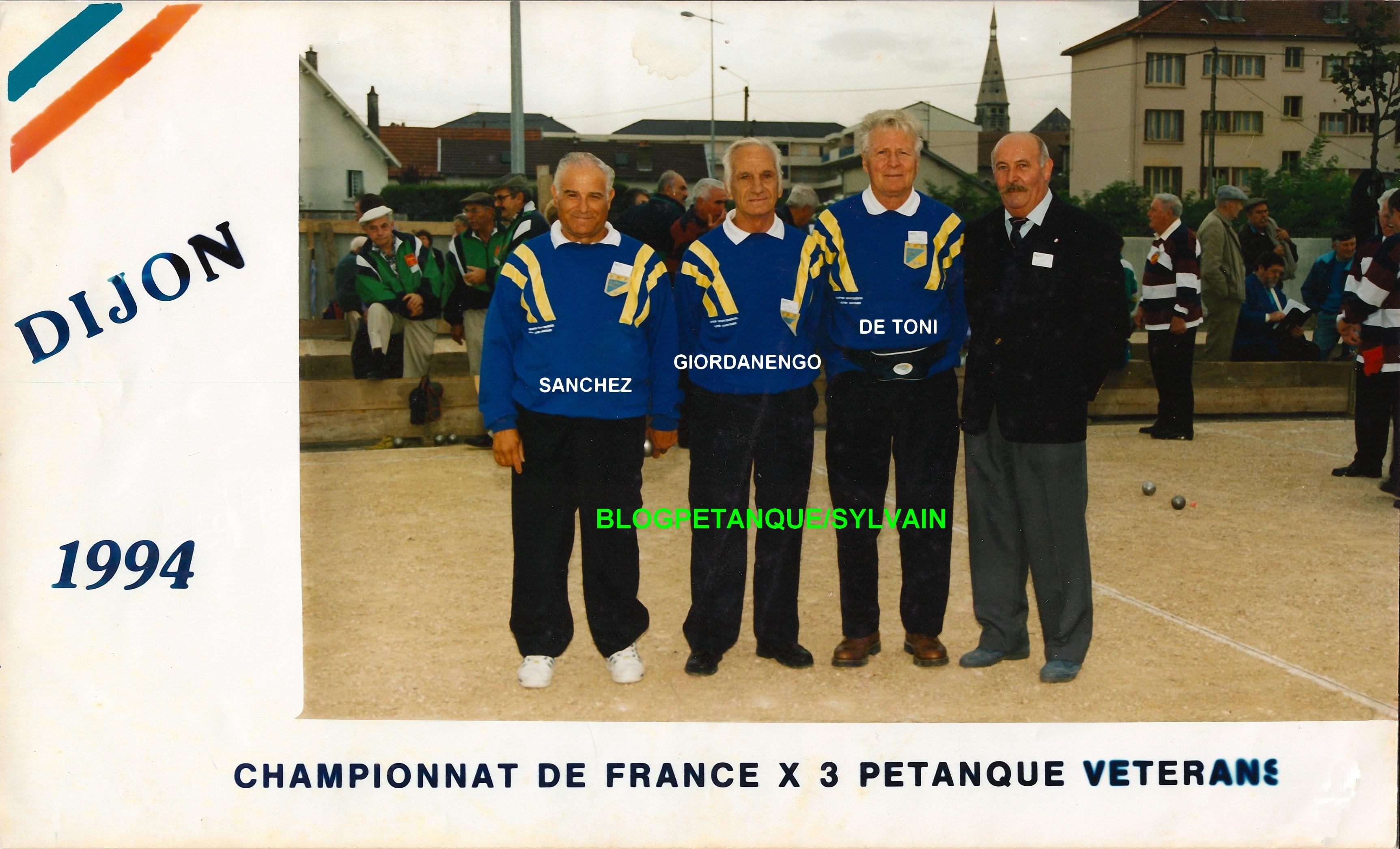 Les champions corporatifs du 06