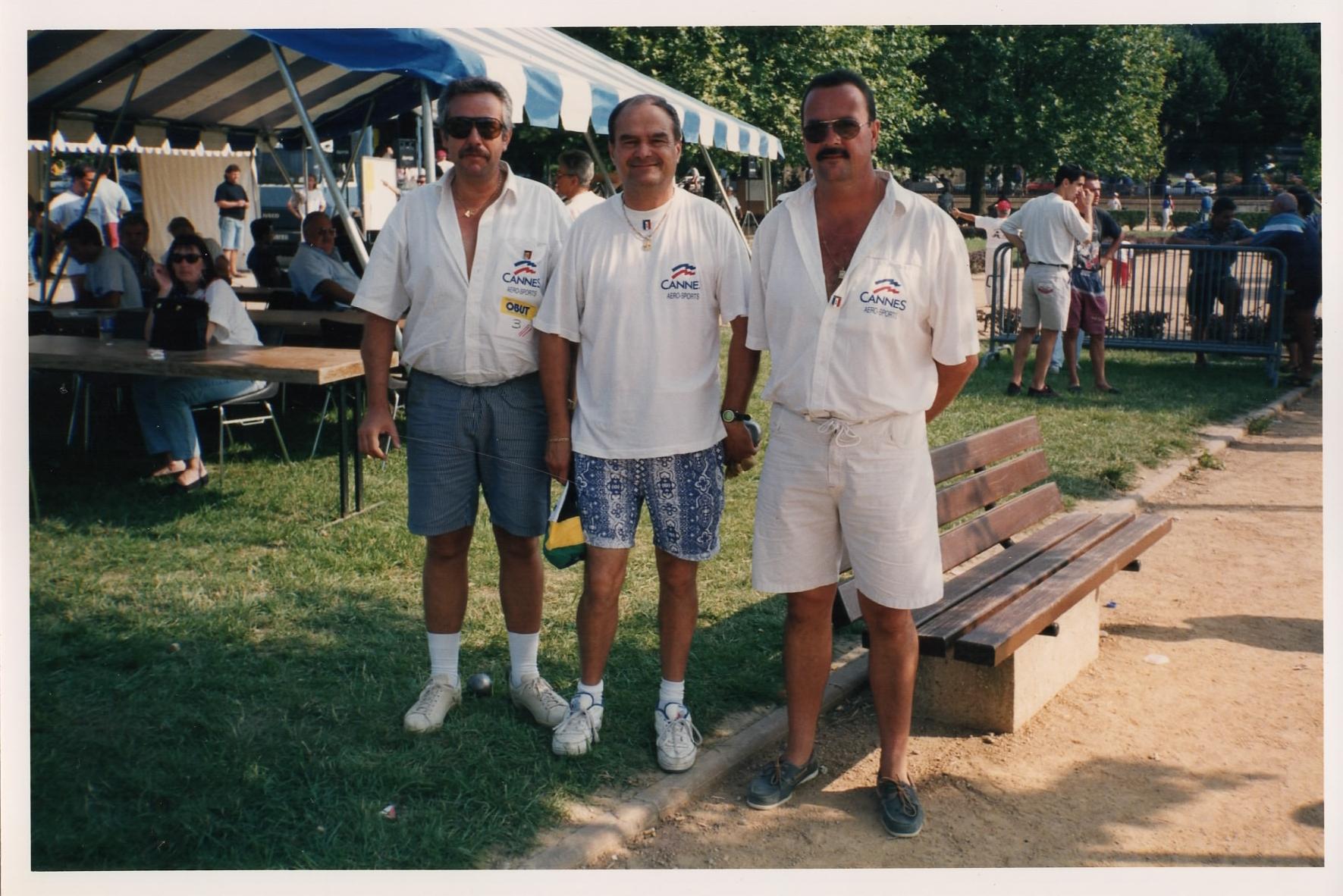 National de TREVOUX en 1996