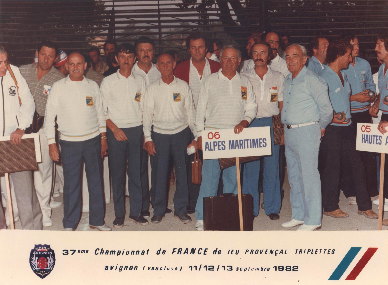 La photo de groupe des qualifiés