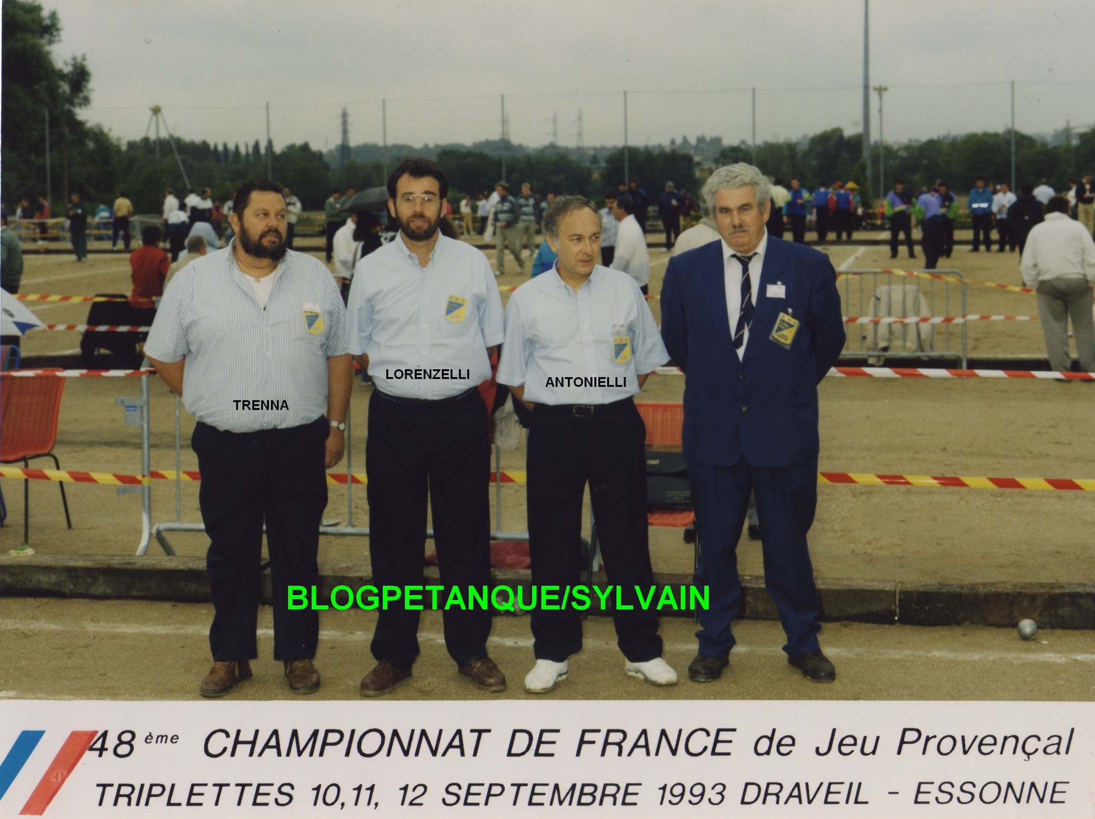 L'année 1993 au Jeu Provençal
