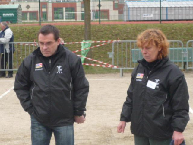 Tosolini Fabrice et Seguin Evelyne