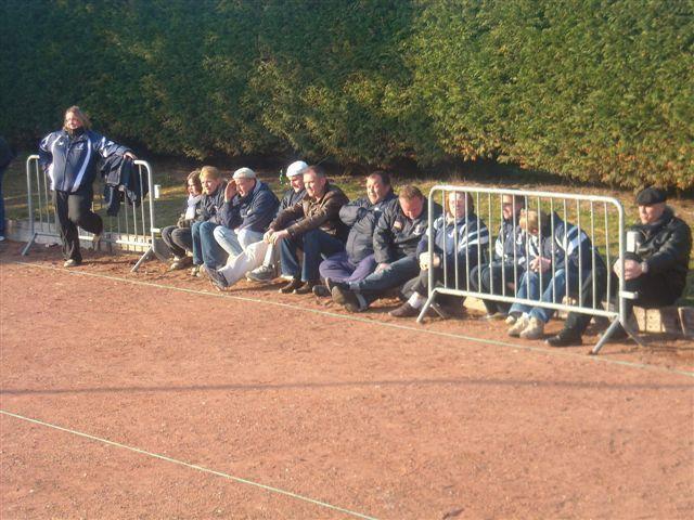 des supporters de Burbure ,fatigué mon greg d'berck