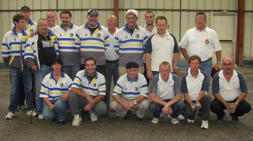 LIGUEIL 37 (maillots rayés) PARTHENAY 79