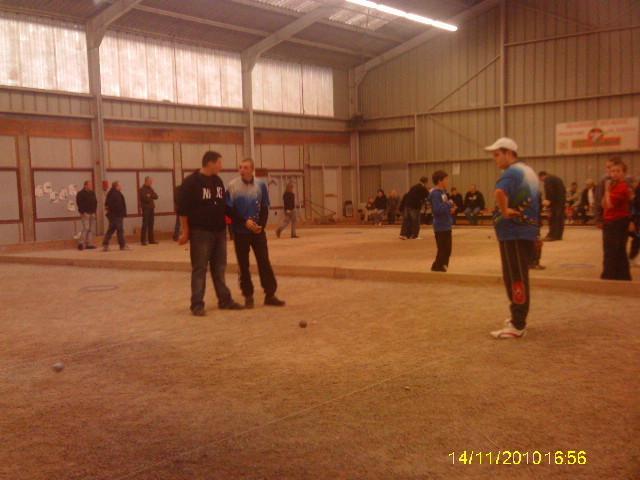 Concours jeunes open à ST OMER 62