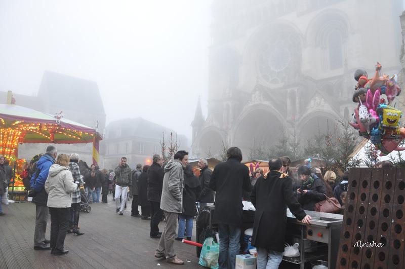 Marché de Noel à LAON