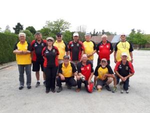 Coupe d'Allier 2018