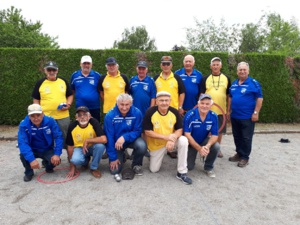 CHAMPIONNATS des Clubs Vétérants