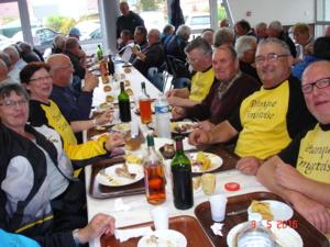 Concours pétanque des Amis à Villeneuve sur Allier