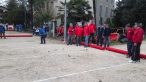 championnats Triplette qualificatif Aquitaine