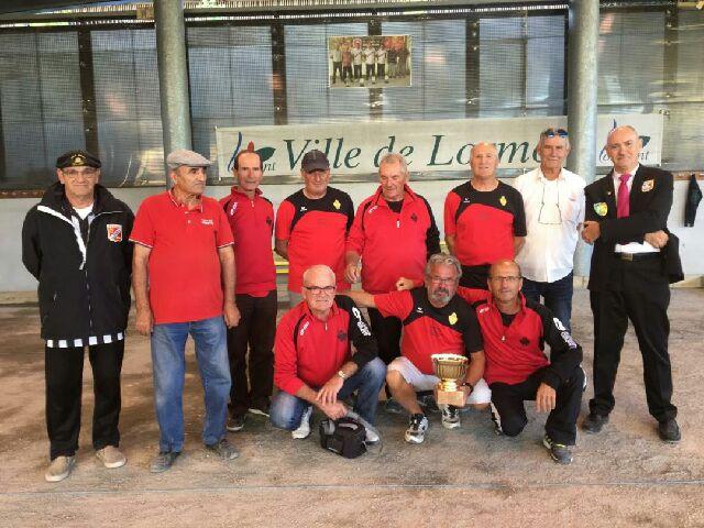 championnat des club veteran