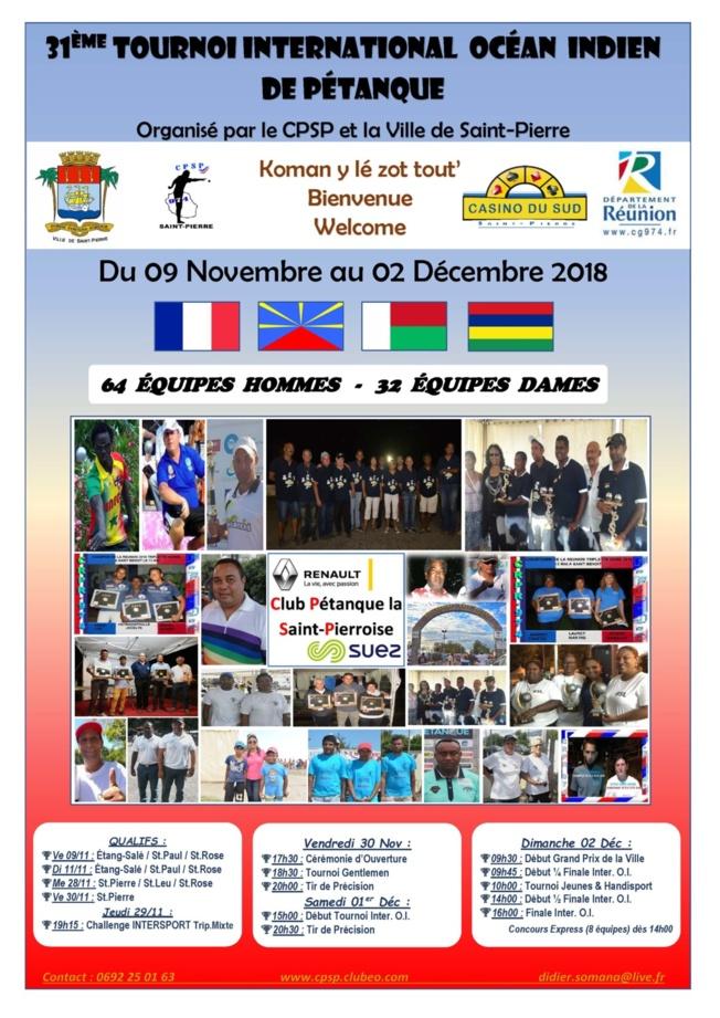 Inter OI Saint-Pierre