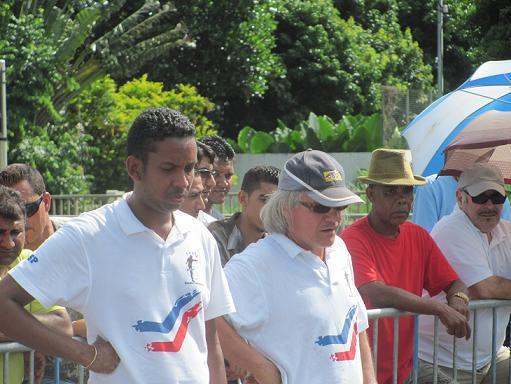 Christian Bersano/Didier Somada (CPSP) champions de la Réunion