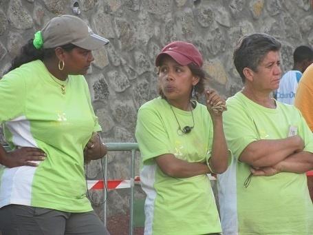 SANDRINE LAI KON/SUZETTE ROBERT/FABIOLA CHEREAU (ABRDC) CHAMPIONNES 2013