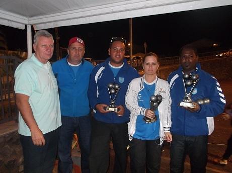 Charles Chéreau/Nicolas Chamand/Elisabeth Robert (ABRDC) les Champions 2014