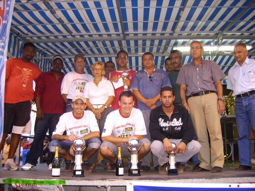 Bilan Grand Prix de l'USCES
