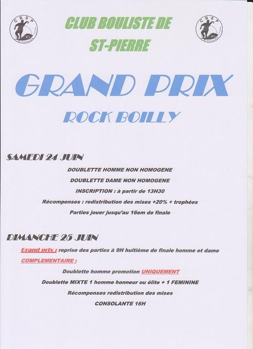 GRAND PRIX CBSP