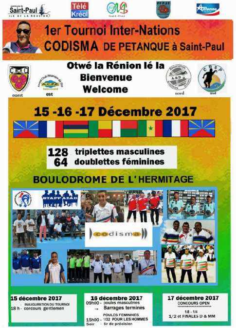 TOURNOI INTER NATIONS
