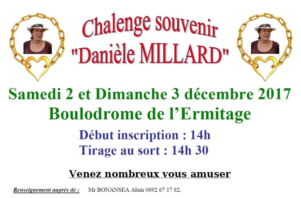 CHALENGE MILLARD